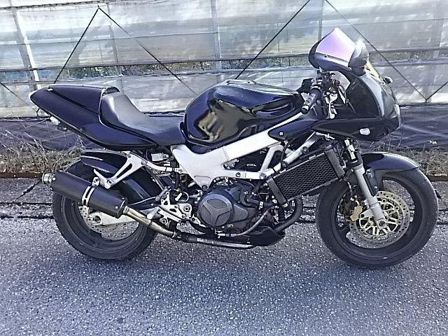 新バイク横