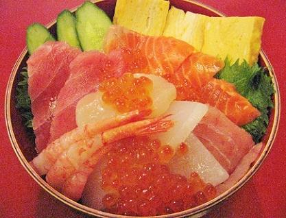ひなまつり ちらし寿司 2018