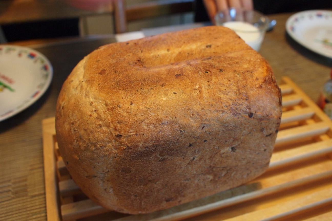 黒豆パン01