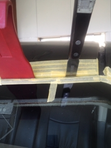 Z11 雨漏り 修理2