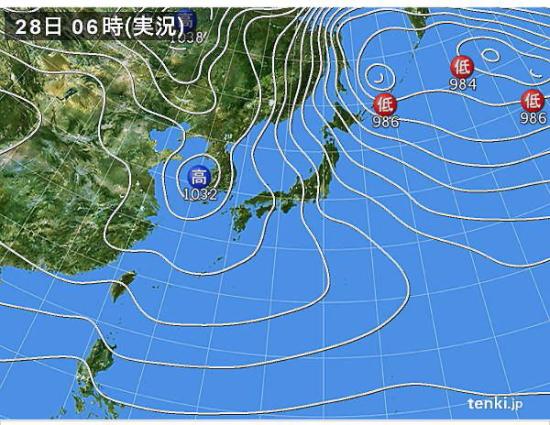 天気図-17-12-28