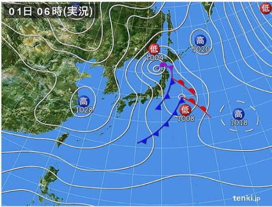 天気図-18-01-01