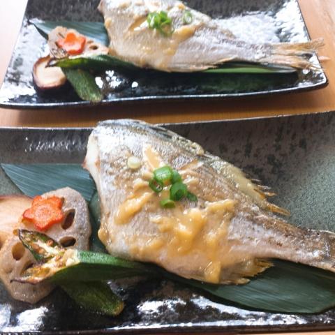 2018-02-05-かいず鯛味噌焼き