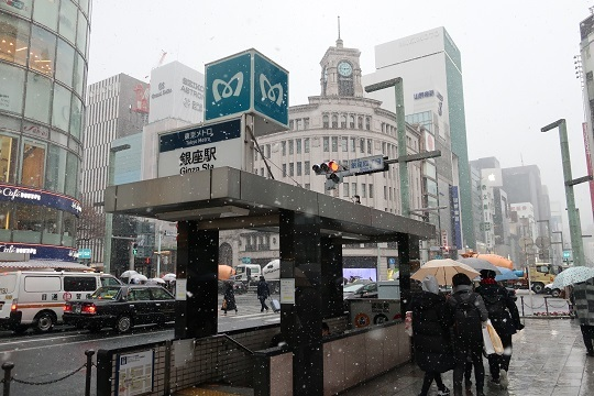 ginza snow 01