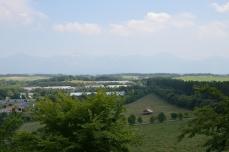 千代田の丘の見晴台②