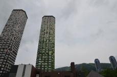 ザ・タワーとリゾナーレトマム