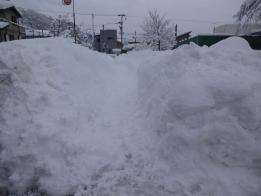 通学路等の除雪でも意見交換を