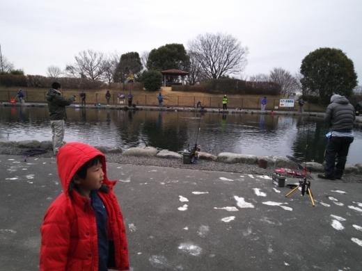 朝霞ガーデン1月 (6)