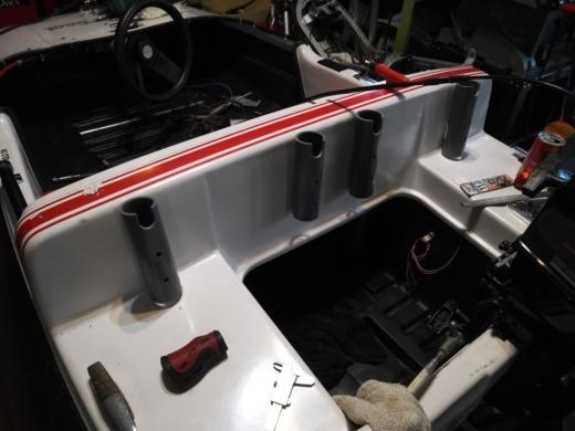 ②ミニボート改造 (9)