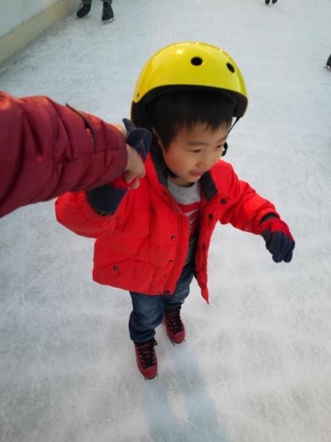 としまえんアイススケート (21)