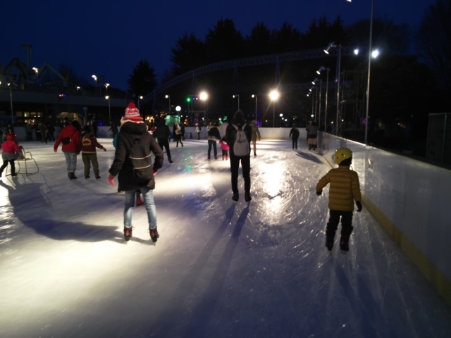 としまえんアイススケート (27)