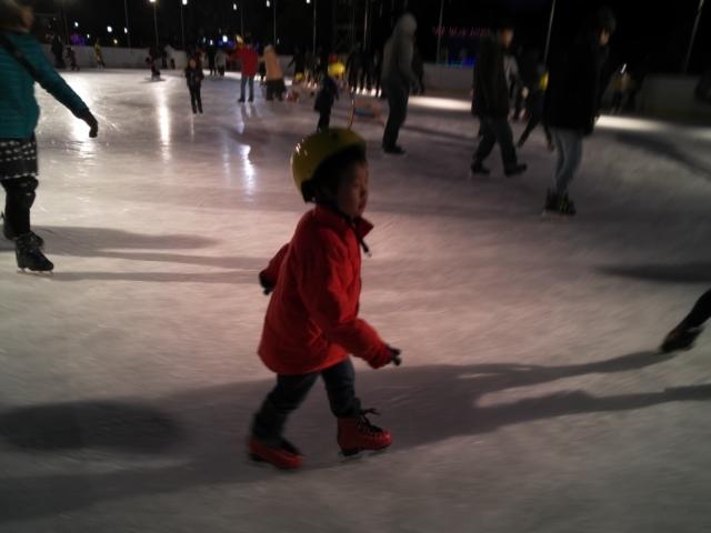 としまえんアイススケート (28)