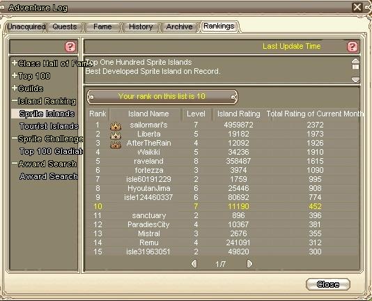 GFUSAブログ用850A アイランドで10位にw