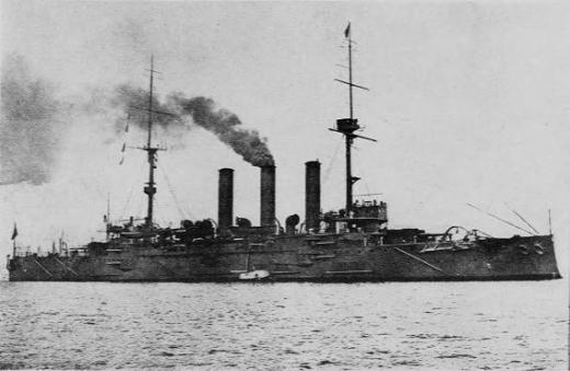装甲巡洋艦出雲2
