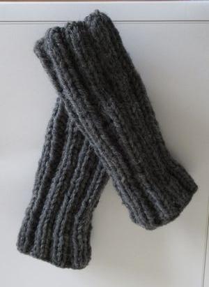 3指なし手袋