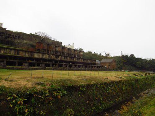 鋳造工場跡12