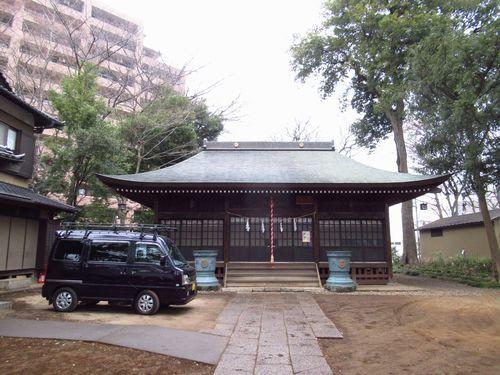 大谷場氷川神社2