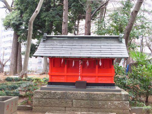 大谷場氷川神社3