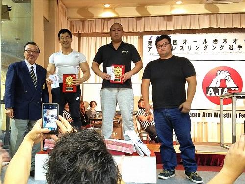 第28回オール栃木オープン<アームレスリング選手権大会>!③