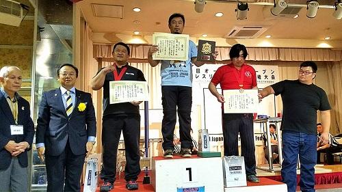 第28回オール栃木オープン<アームレスリング選手権大会>!④