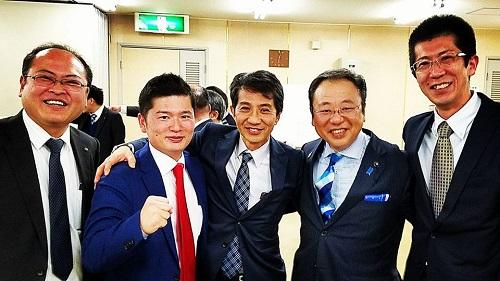 藤岡隆雄さん 元気です!