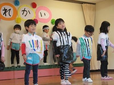 2018お別れ会 (4)たんぽぽ