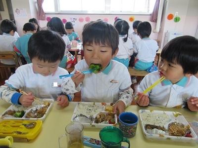 2018お別れ会 (30)昼食