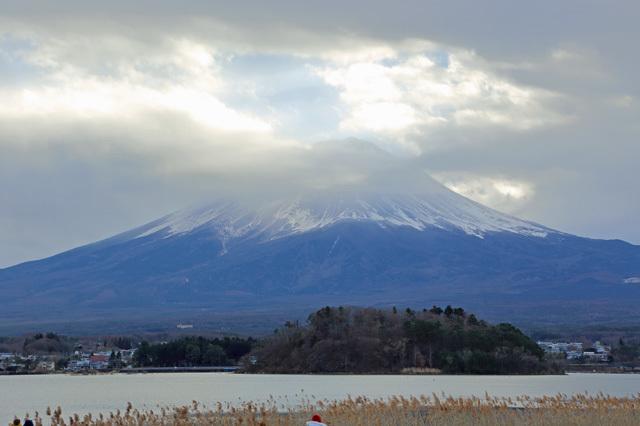 富士山@河口湖