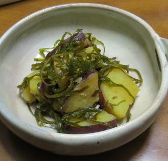 サツマイモ料理2