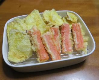 サツマイモ料理3