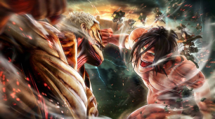 『進撃の巨人2』