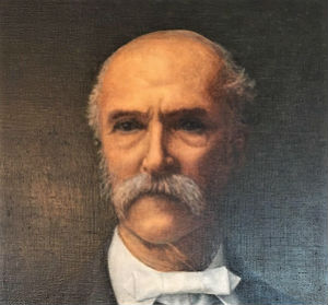 グラバー トーマス ブレーク 釣魚紳士:トーマス・ブレーク・グラバー (1838