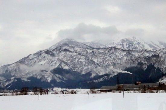 ㉒2白銀の山々