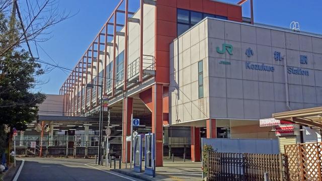 1JR横浜線小机駅北口