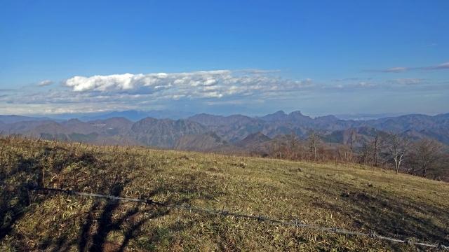 16物見山山頂からのパノラマ
