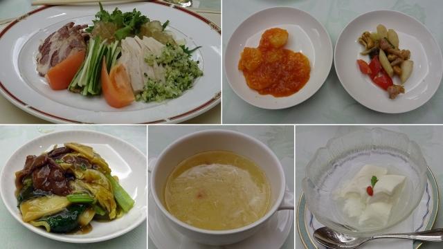 25中華コース料理