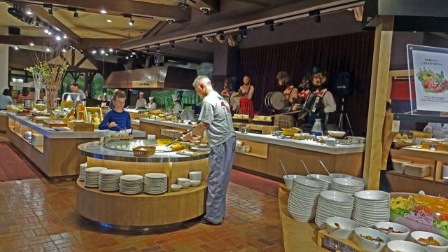 26オクト―バーフェスト(北海道バイキング)朝食会場