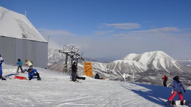 34East Mt(イースト)山頂