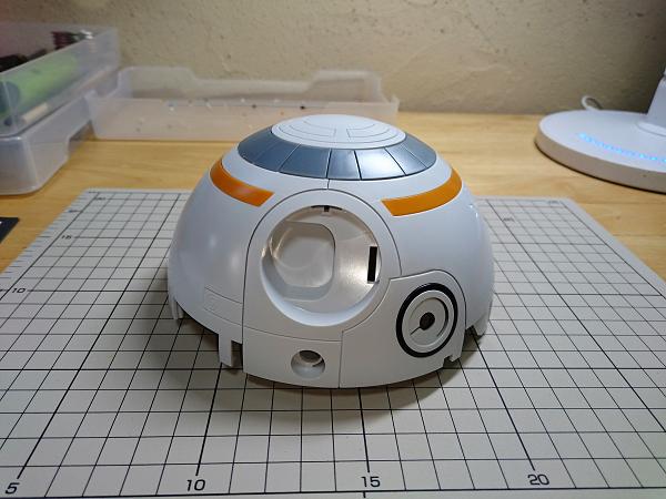 BB-8(2分の1scale)製作記03