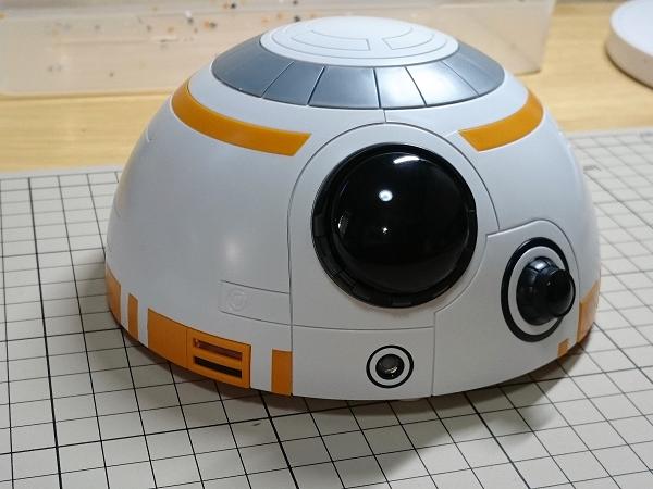 BB-8(2分の1scale)製作記05