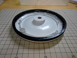 BB-8(2分の1scale)製作記06