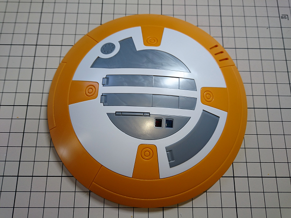 BB-8(2分の1scale)製作記15