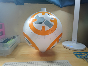 BB-8(2分の1scale)製作記25