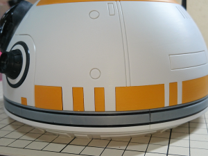 BB-8(2分の1scale)製作記36