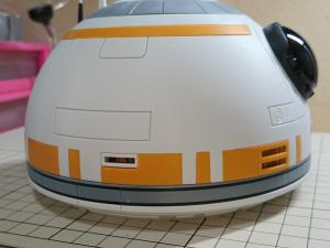 BB-8(2分の1scale)製作記37