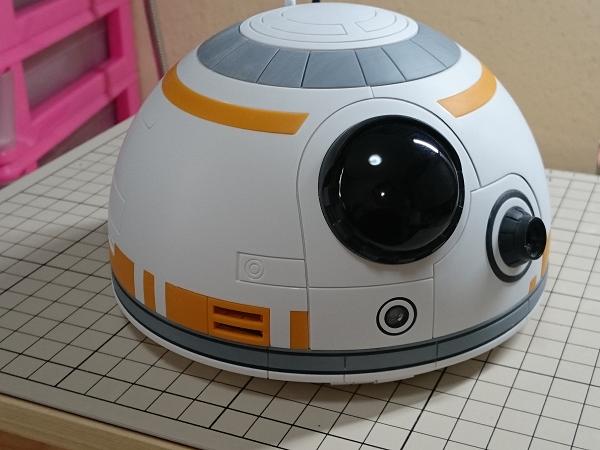 BB-8(2分の1scale)製作記38