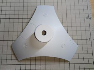 BB-8(2分の1scale)製作記52