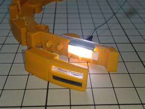 BB-8(2分の1scale)製作記59