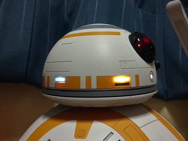 BB-8(2分の1scale)製作記60