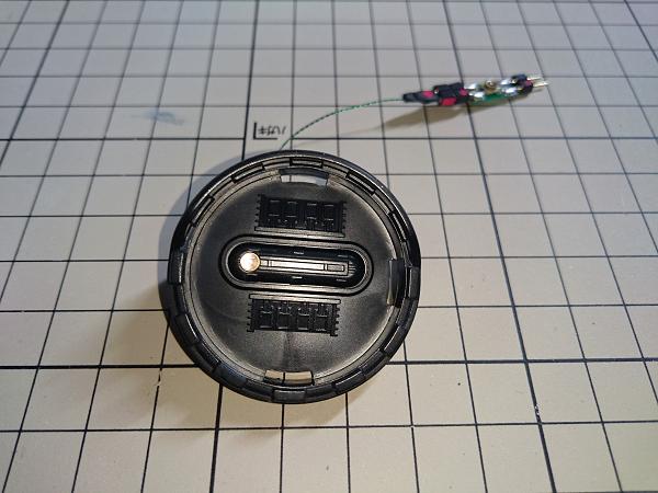 BB-8(2分の1scale)製作記56